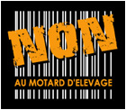 Non au motard d'&eacute;levage